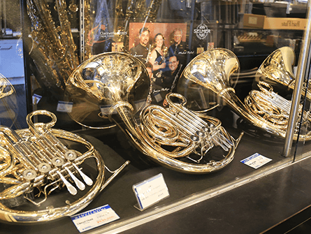 植村楽器について