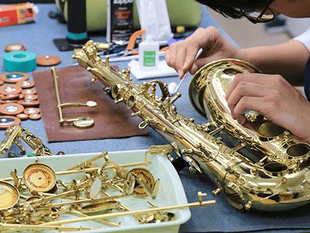 植村楽器リペアサービス